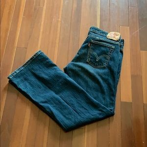 Levi's 545 Low BootCut Jeans size 10